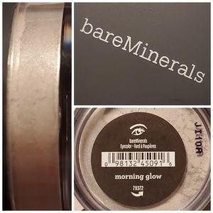 Bareminerals eyeshadow eye color Morning Glow